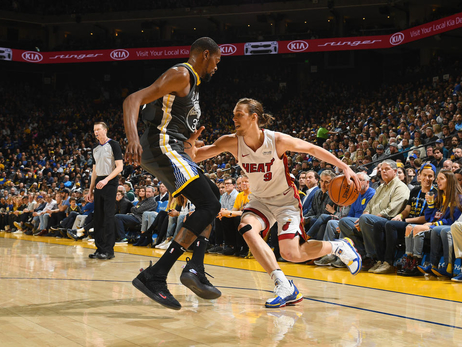 HEAT at Warriors Photo Gallery (2/10/19)