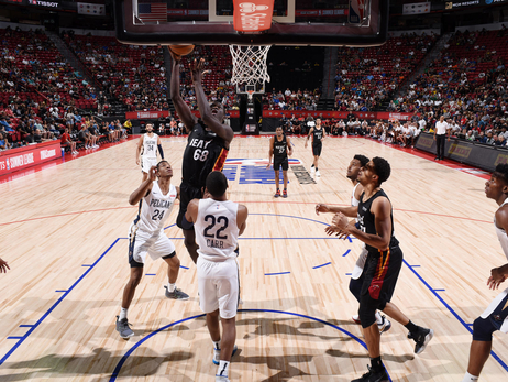 Summer League: HEAT vs Pelicans Photo Gallery (7/13/19)