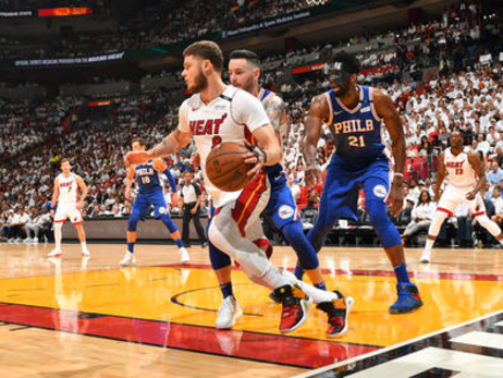 76ers at HEAT Game 3 Photo Gallery (4/19/18)