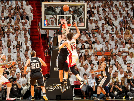 2012-13: Mike Miller 2
