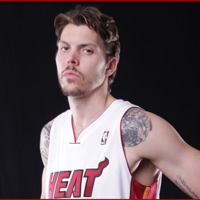 2011-12 HEAT Player Gallery: Mike Miller