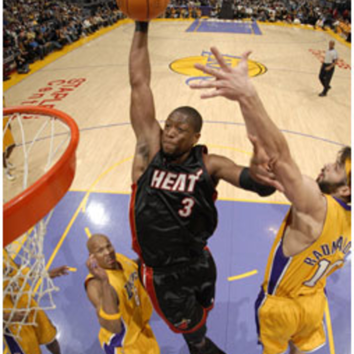 Photogallery 2006-07: January 15 @ L.A. Lakers