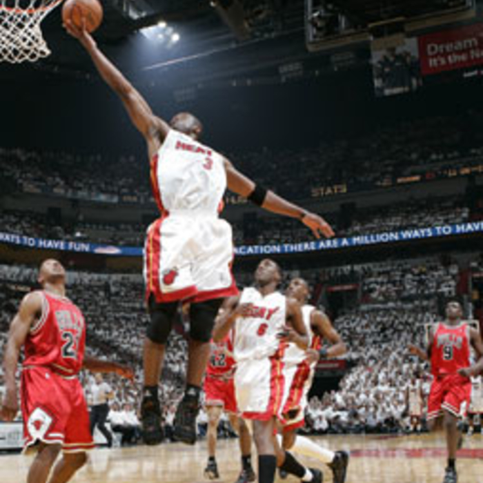 Photogallery 2006-07: April 27 vs. Chicago Bulls