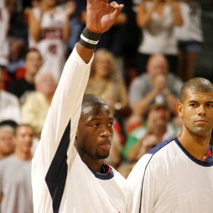 Photogallery 2006-07: USA Team vs Puerto Rico