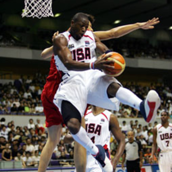Photogallery 2006-07: USA vs China Day 2