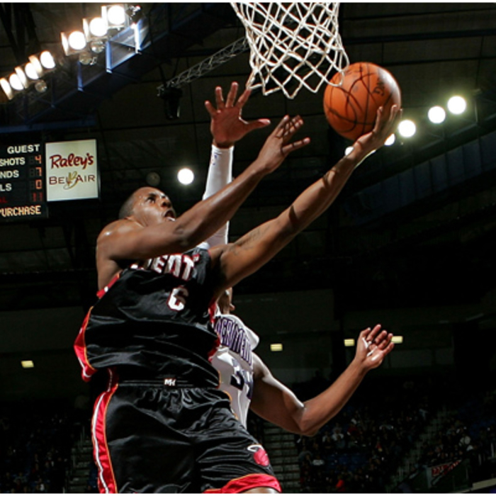 2009-10 Player Gallery: Mario Chalmers