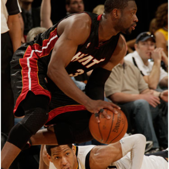2009-10: HEAT @ Pacers 04-02-10