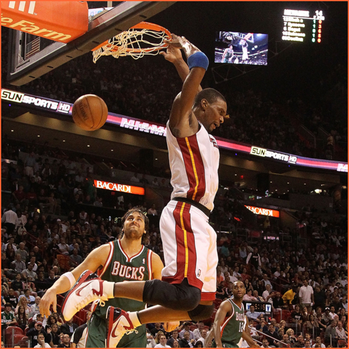 2010-11 Game Gallery: January 4, Bucks @ HEAT
