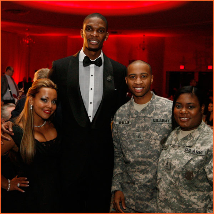 2010-11 Event: Chris Bosh Home Strong Gala