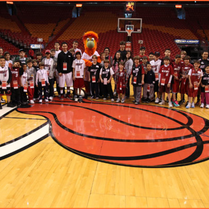 2010-11 Event Gallery: HEAT Holiday Camp