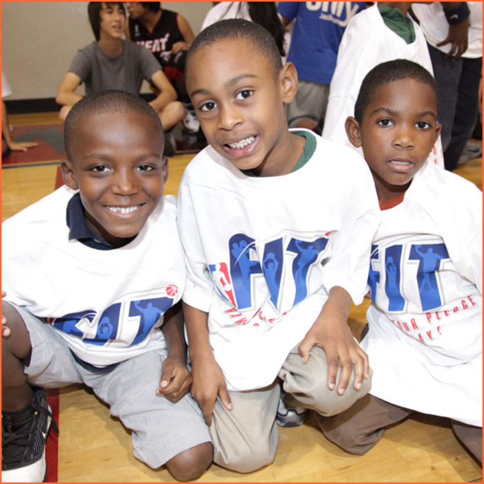 2010-11 Event Gallery: Live Healthy Week Clinic