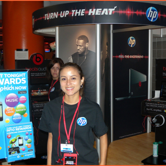 2010-11 Event Gallery: HP ENVY Difference