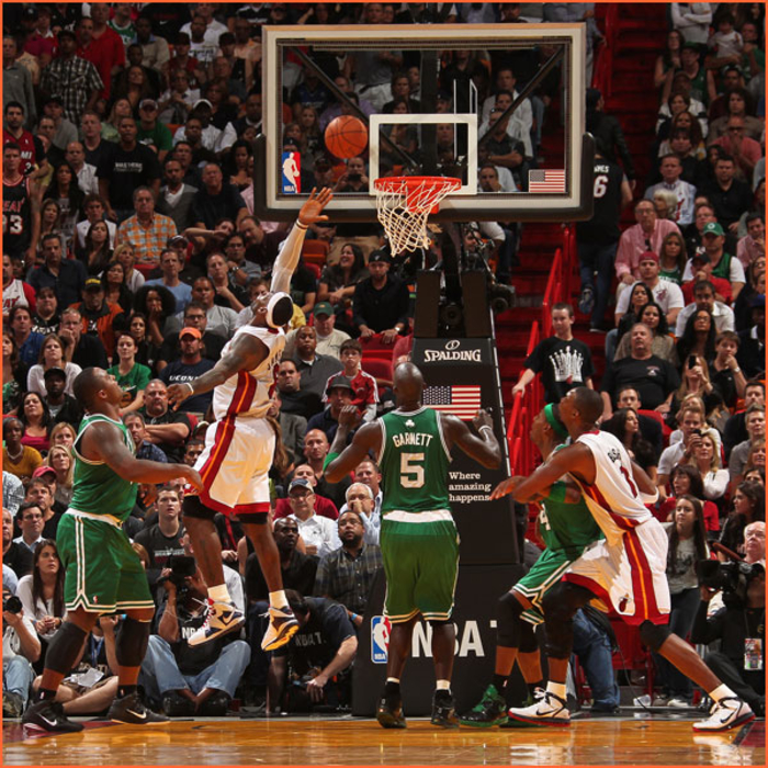 2010-11 Game Gallery: November 11, Celtics @ HEAT