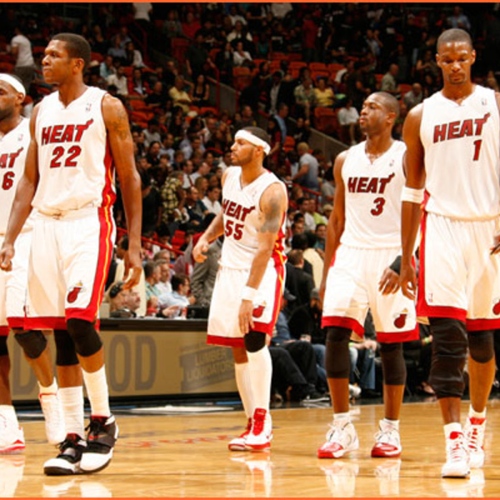 2010-11 Game Gallery: November 22, Pacers @ HEAT