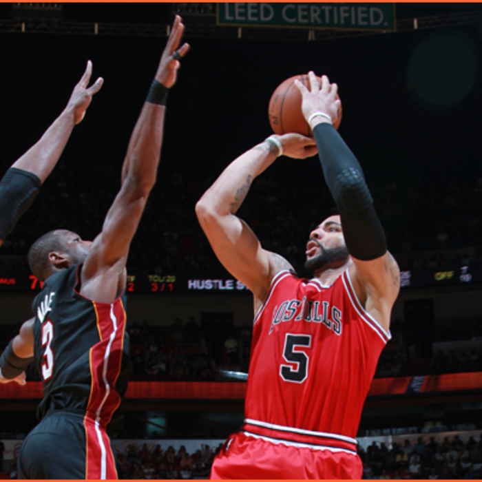 2010-11 Game Gallery: March 6, Bulls @ HEAT