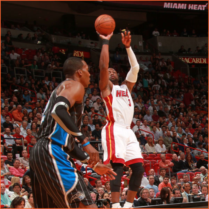 2010-11 Game Gallery: March 3, Magic @ HEAT
