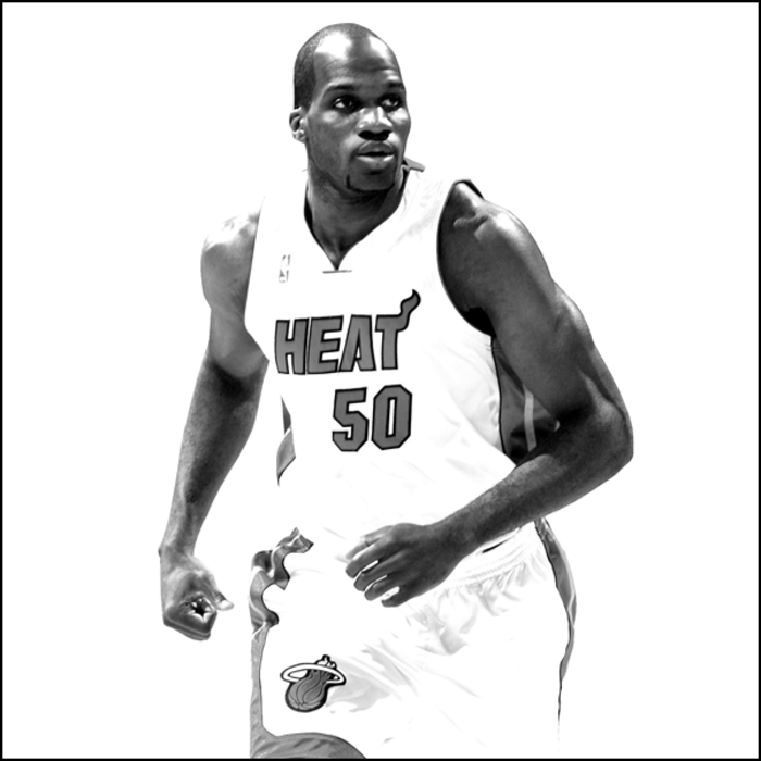 2010-11 White Hot HEAT Gallery: Joel Anthony