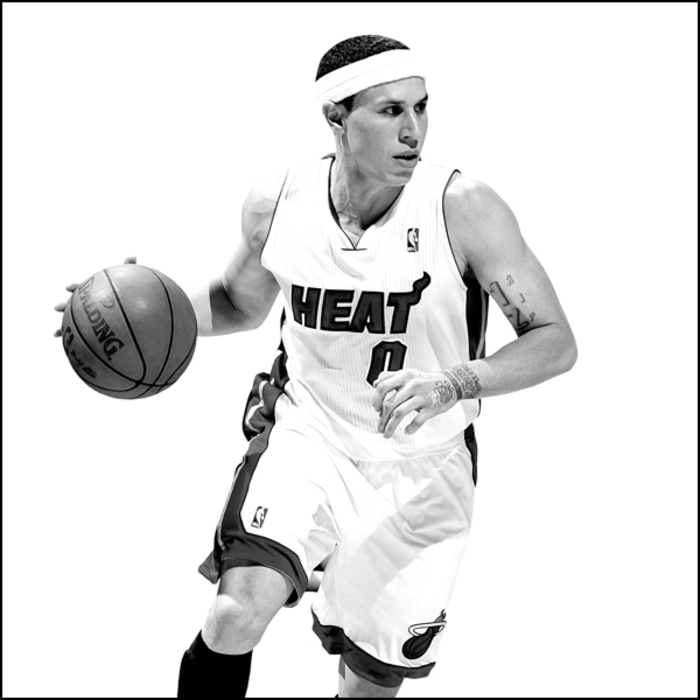 2010-11 White Hot HEAT Gallery: Mike Bibby