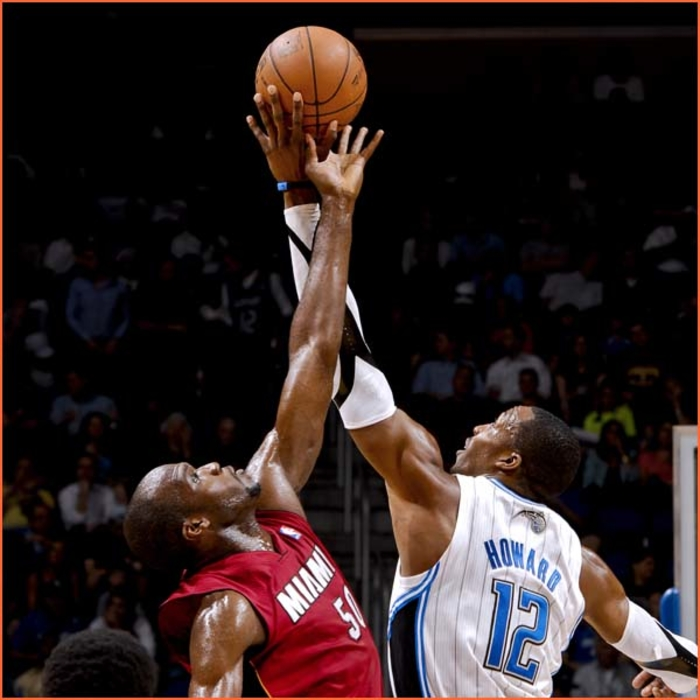 2011-12 Game Gallery: HEAT @ Magic