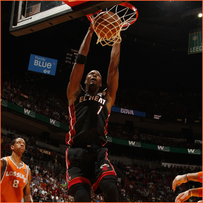2011-12 Game Gallery: Suns @ HEAT