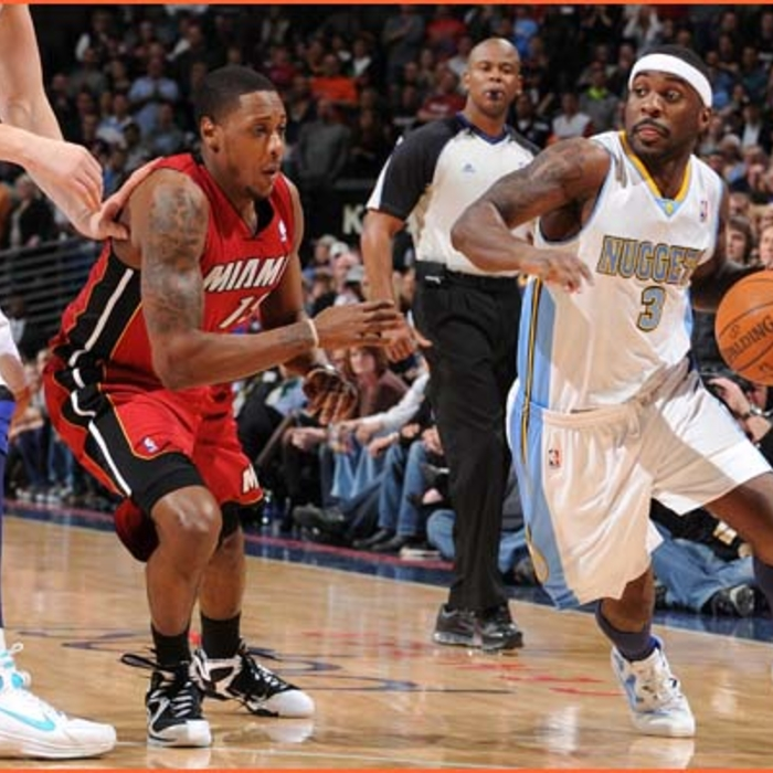 2011-12 Game Gallery: HEAT @ Nuggets