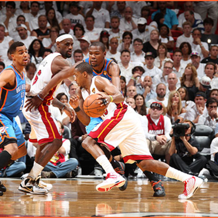 2011-12 Game Gallery: Thunder @ HEAT