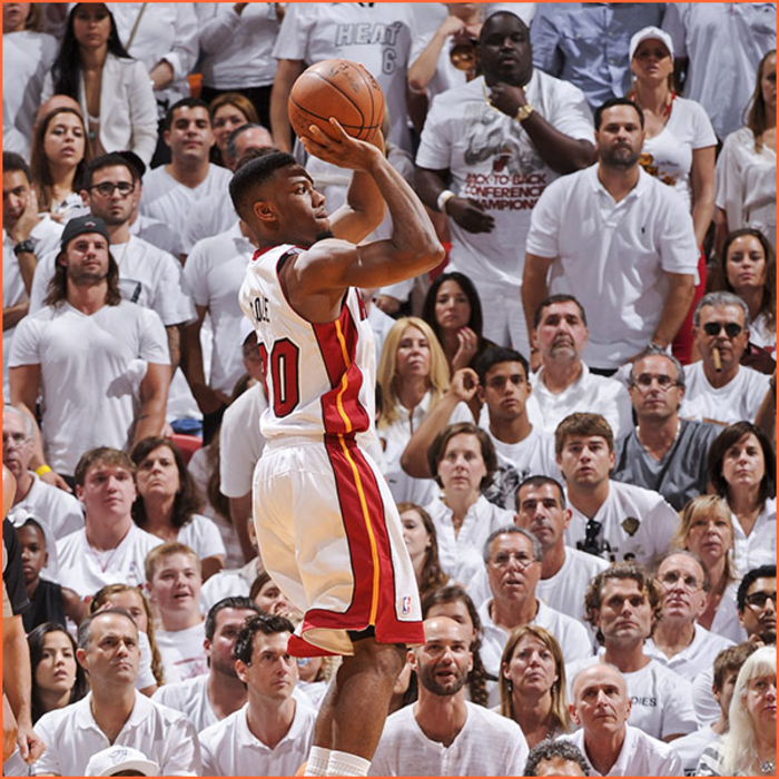 2011-12 White Hot Gallery: Norris Cole