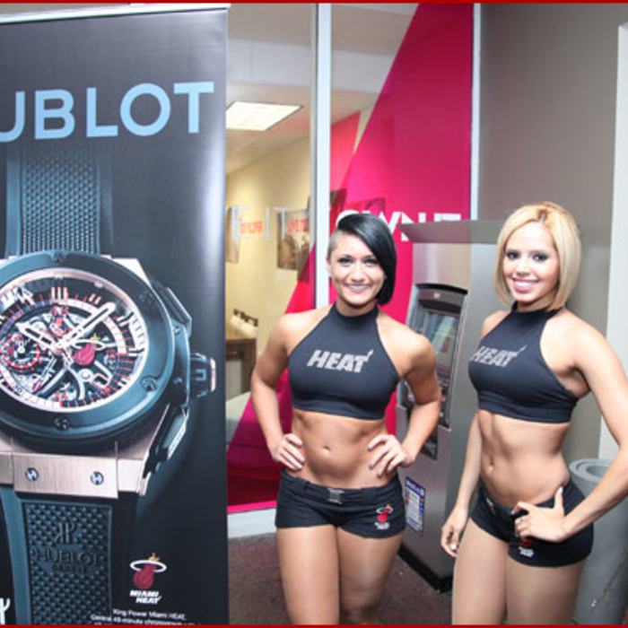 2011-12 Event: Hublot Event at the W