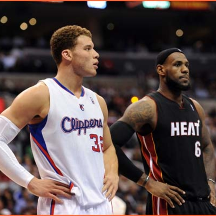 2011-12 Game Gallery: HEAT @ Clippers