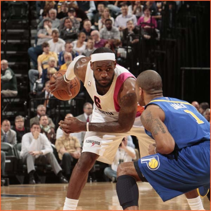 2011-12 Game Gallery: HEAT at Pacers