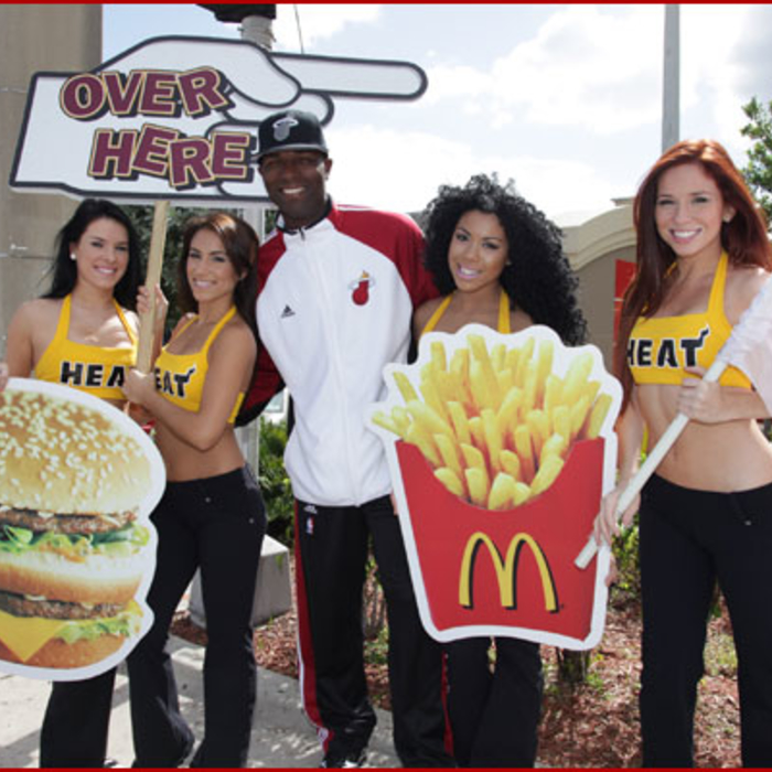 2011-12 Event: McDonald's Takeover