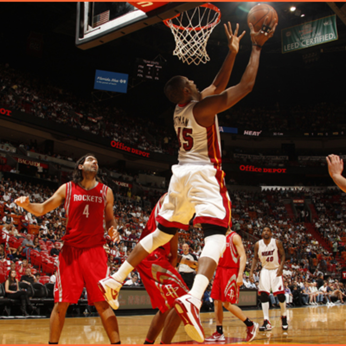 2011-12 Game Gallery: Rockets @ HEAT