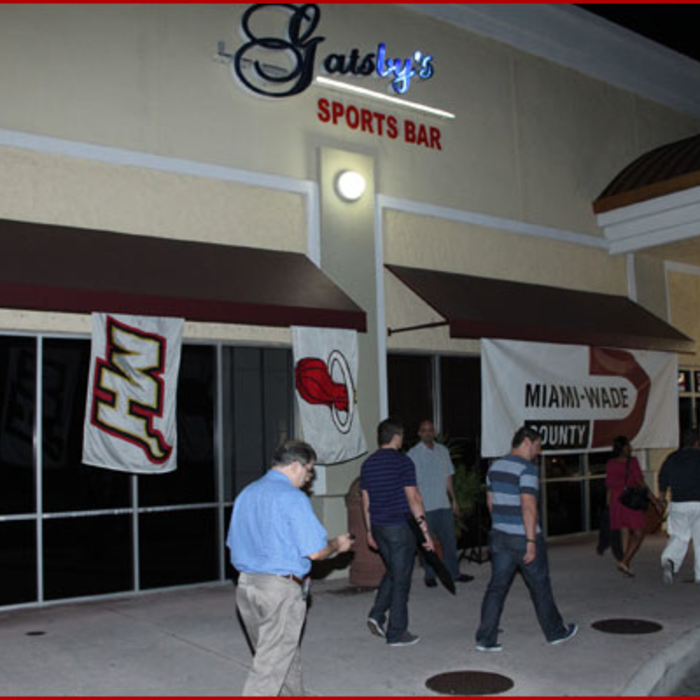 2011-12 Event: Road Rally at Gatsby's