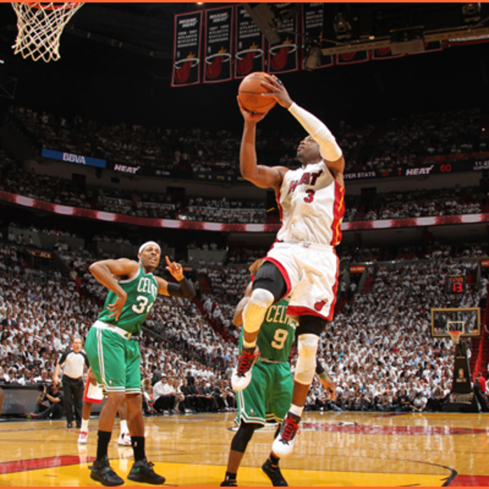 2011-12 Game Gallery: HEAT vs Celtics CN (6/5)