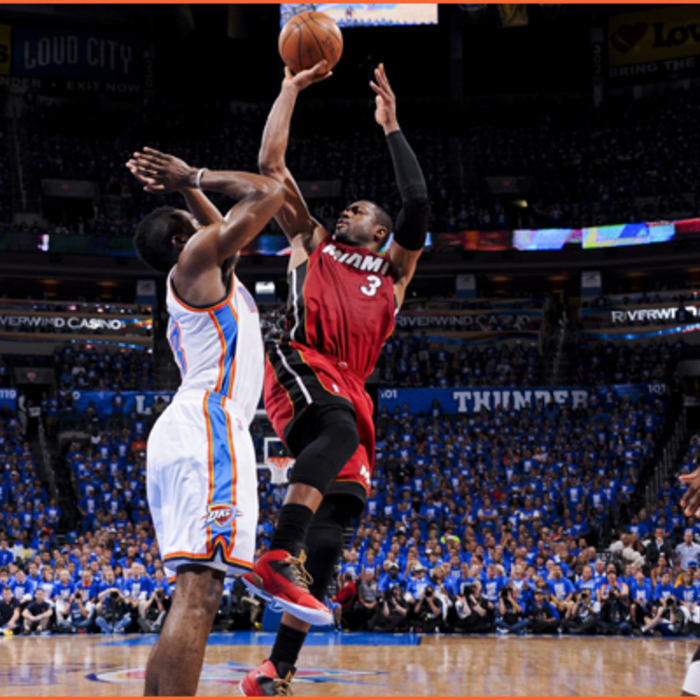 2011-12 Game Gallery: HEAT @ Thunder