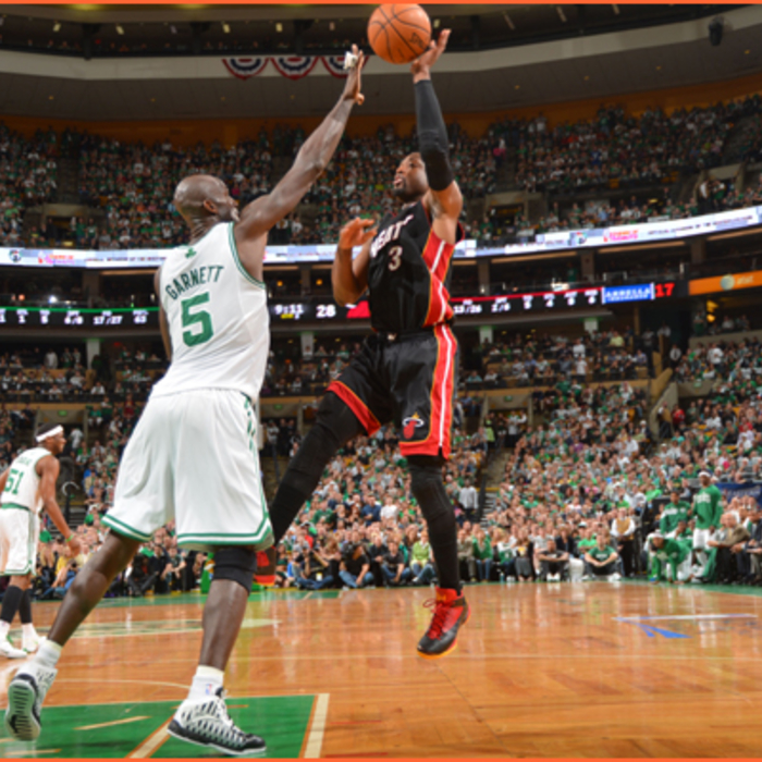 2011-12 Game Gallery: HEAT @ Celtics