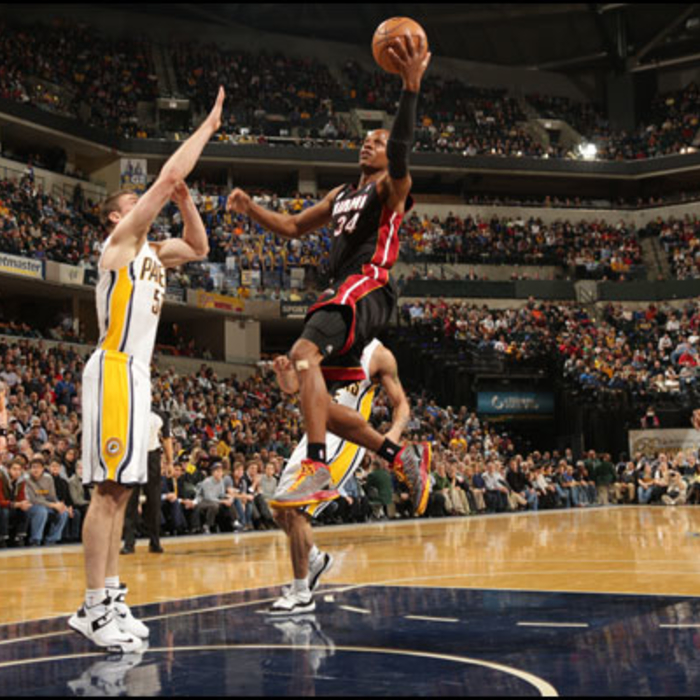 2012-13 Game Gallery: HEAT @ Pacers