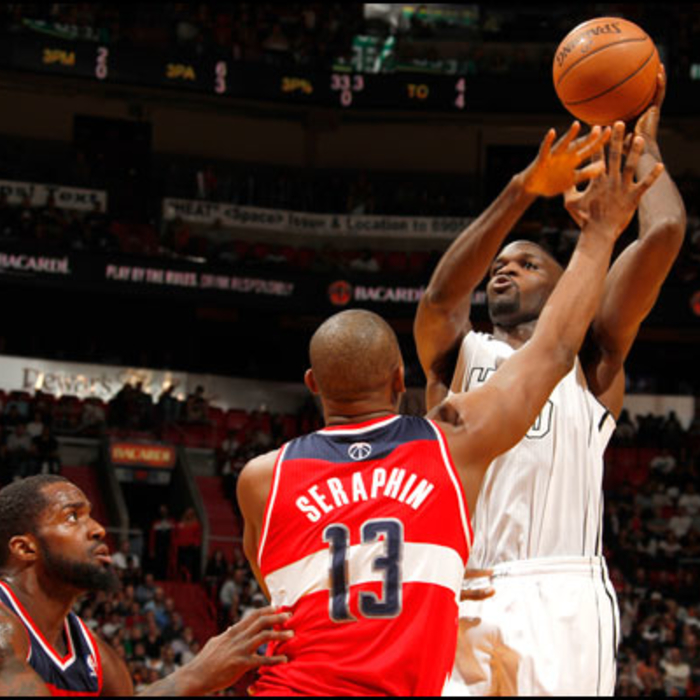 2012-13 Game Gallery: Wizards vs HEAT