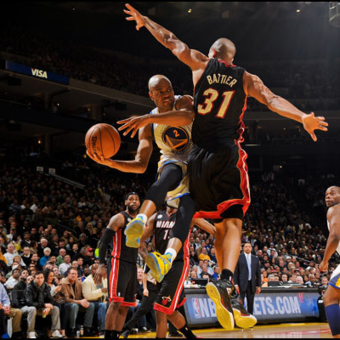 2012-13 Game Gallery: HEAT @ Warriors