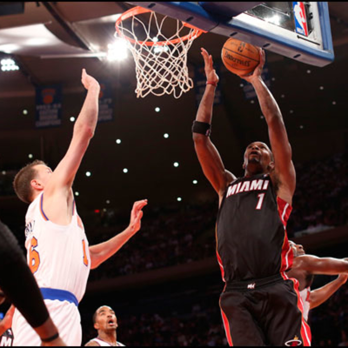 2012-13 Game Gallery: HEAT @ Knicks