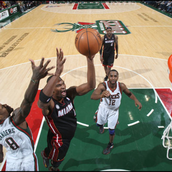 2012-13 Game Gallery: HEAT @ Bucks
