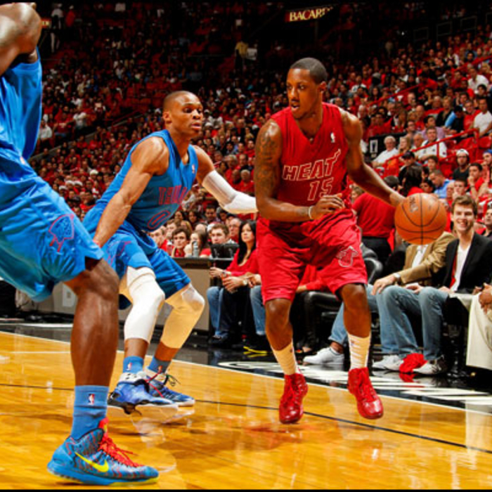 2012-13 Game Gallery: Thunder vs HEAT