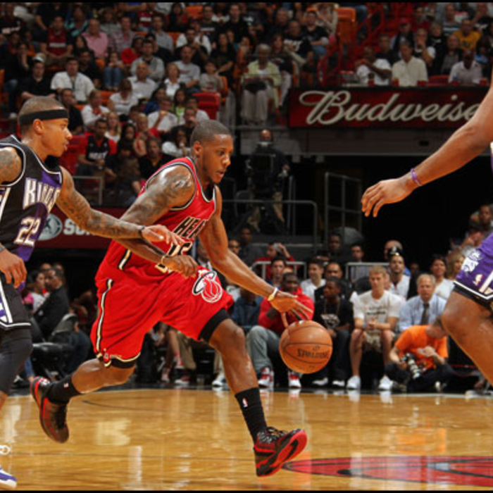 2012-13 HEAT Player Gallery: Mario Chalmers - One