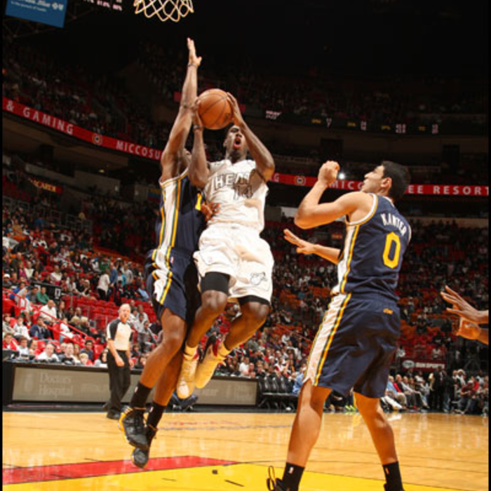 2012-13 HEAT Player Gallery: Terrel Harris