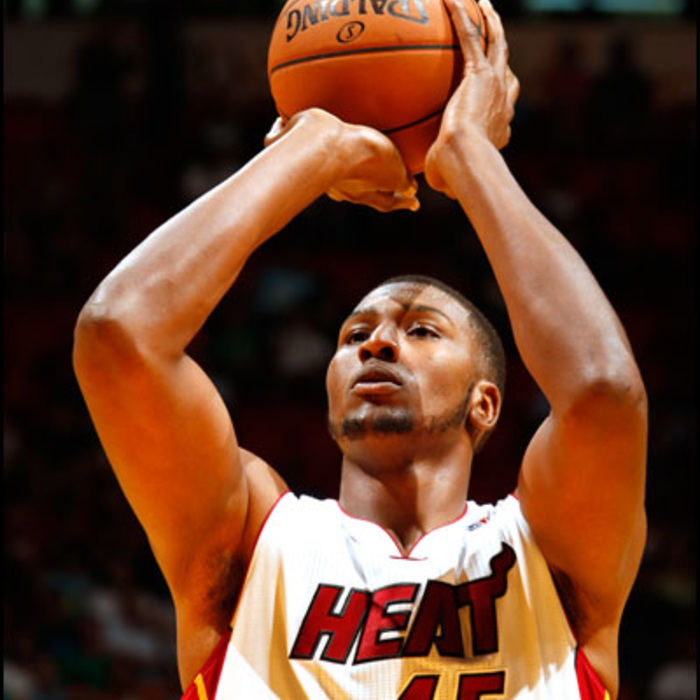 2012-13 HEAT Player Gallery: Dexter Pittman