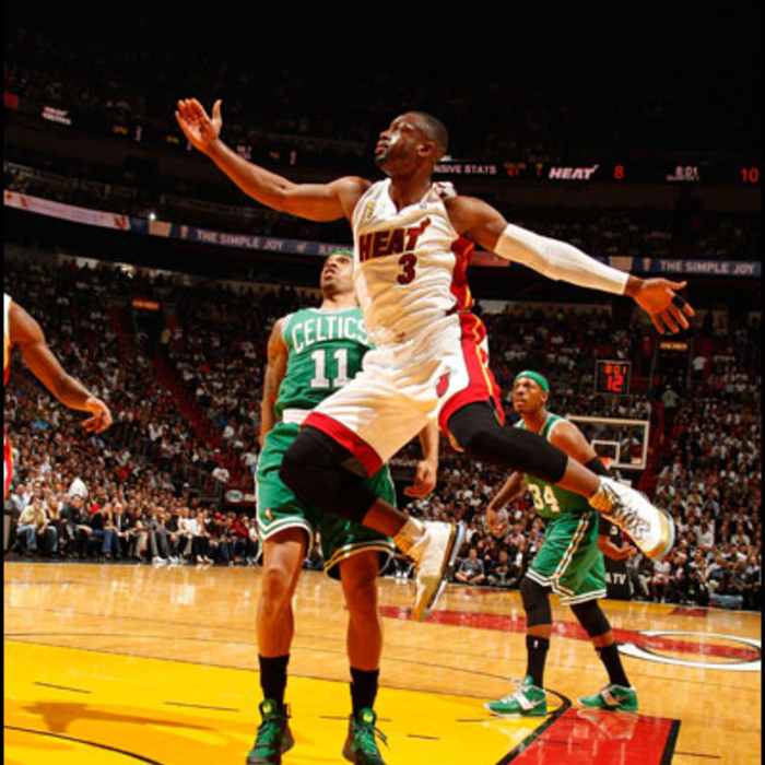 2012-13 HEAT Player Gallery: Dwyane Wade - October