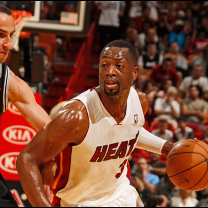 2012-13 Game Gallery: Spurs vs HEAT