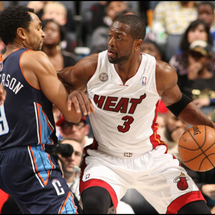 2012-13 Game Gallery: HEAT @ Bobcats
