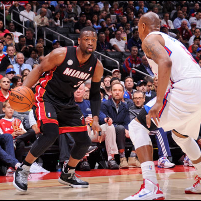 2012-13 Game Gallery: HEAT @ Clippers