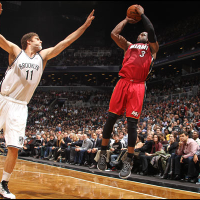 2012-13 Game Gallery: HEAT @ Nets